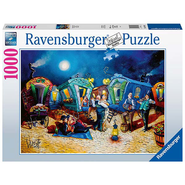 Product afbeelding: After Party legpuzzel