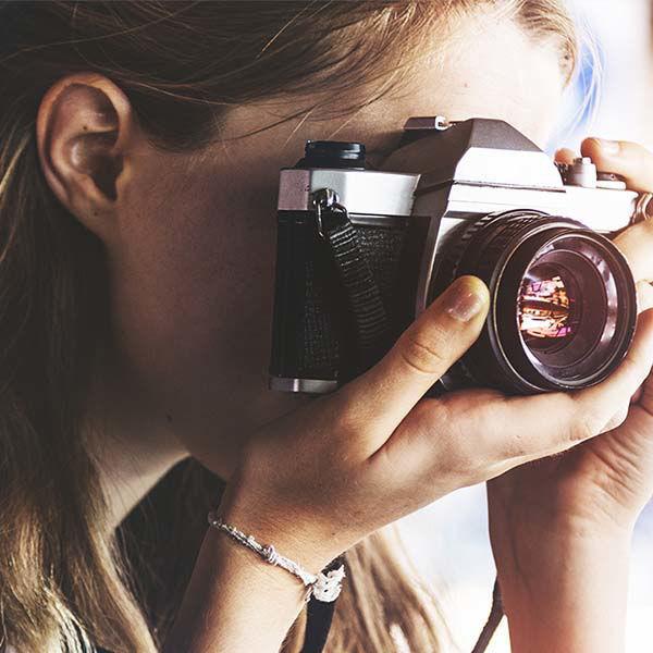Product afbeelding: Online cursus   Word een expert in fotograferen