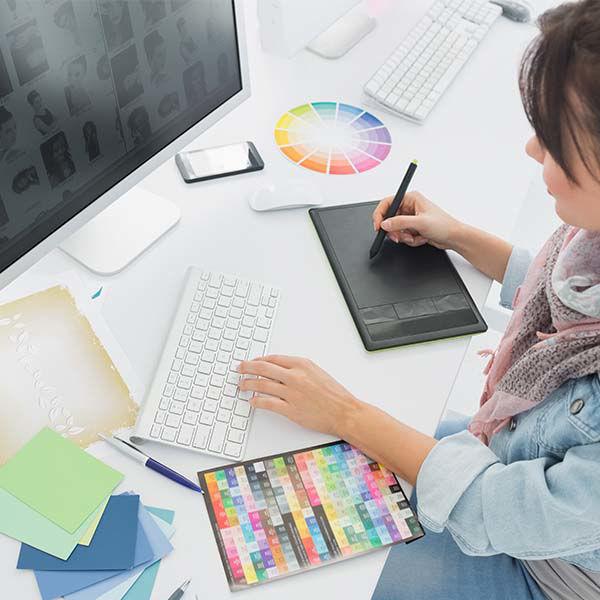 Product afbeelding: Online cursus   Word een design expert