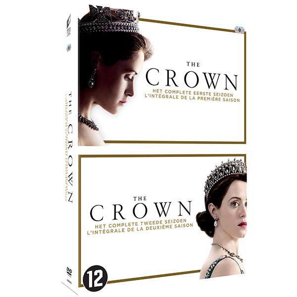 Product afbeelding: The Crown - seizoen 1 & 2