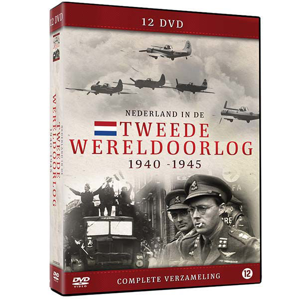 Product afbeelding: Nederland in de Tweede Wereldoorlog