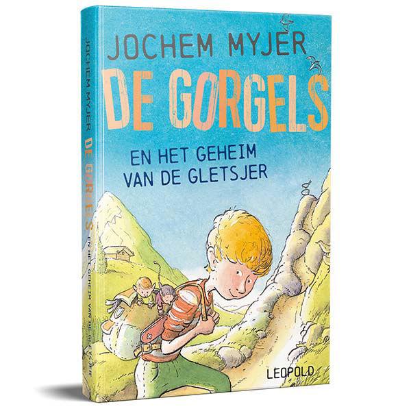 Product afbeelding: De Gorgels en het geheim van de gletsjer