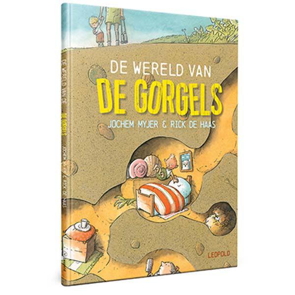 Product afbeelding: De Wereld van De Gorgels