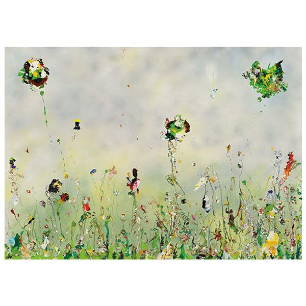 Product afbeelding: Christine Müller Schilderij 'Hommage aan Debussy 2018'