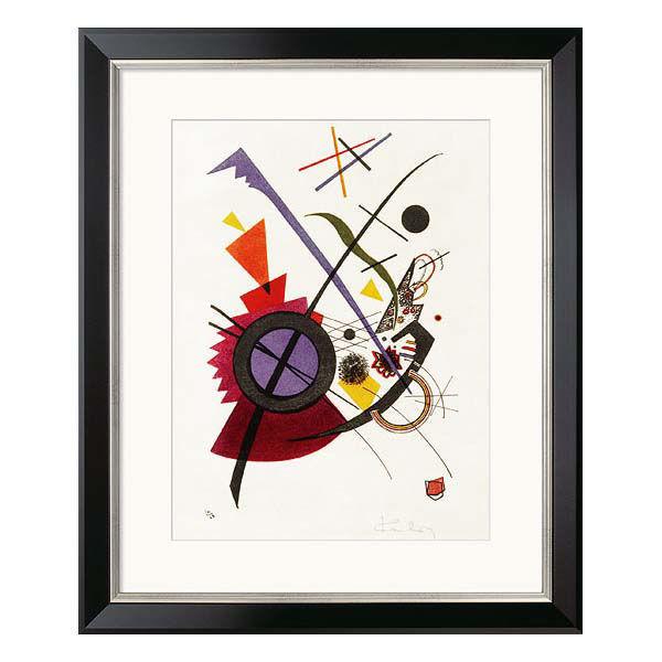 Product afbeelding: Wassily Kandinsky: Schilderij 'Violet'
