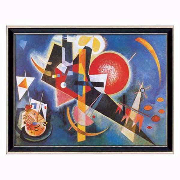 Product afbeelding: Wassily Kandinsky 'Im Blau'