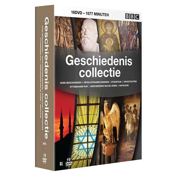 Product afbeelding: BBC Geschiedenis collectie