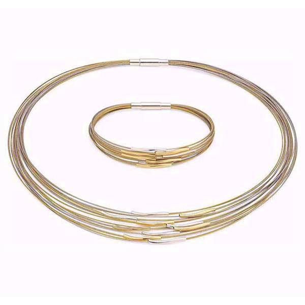 Product afbeelding: Sieradenset 'Strings'