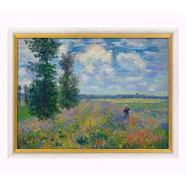 Product afbeelding: Claude Monet Schilderij 'Les Coquelicots - Papaverveld bij Argenteuil'