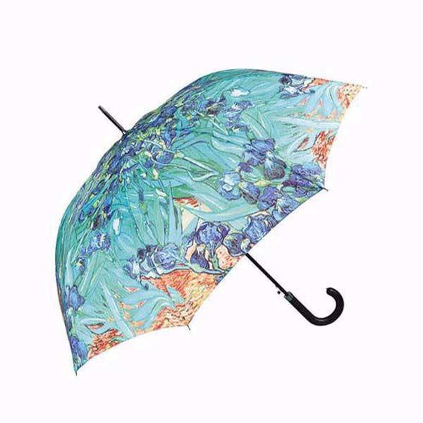 Product afbeelding: Vincent van Gogh Paraplu 'Irissen'