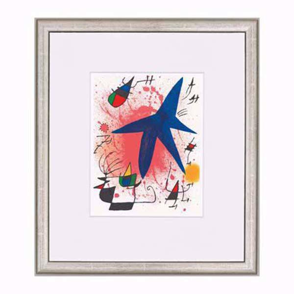 Product afbeelding: Joan Miró 'L'étoile bleue' ('De blauwe ster')