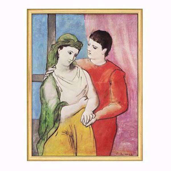 Product afbeelding: Pablo Picasso 'The Lovers'