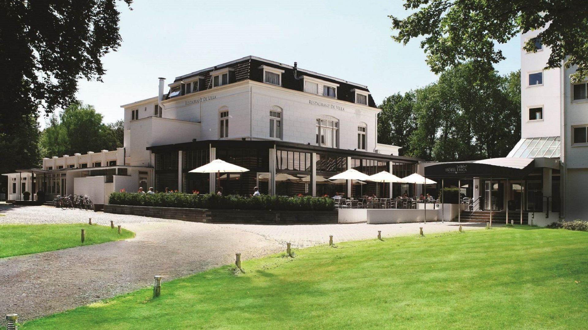 Product afbeelding: 4*-hotel in de bossen nabij Nijmegen incl. diner