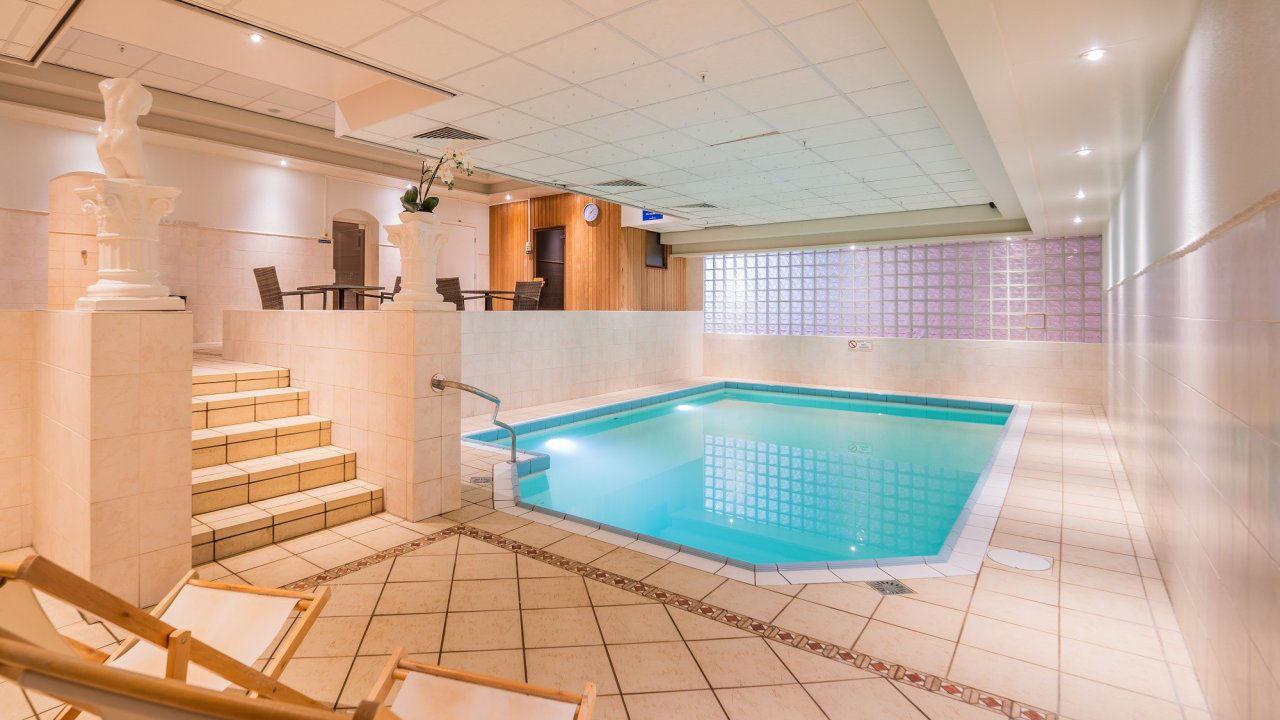 Product afbeelding: 4*-hotel aan kust van Noordwijk + diner