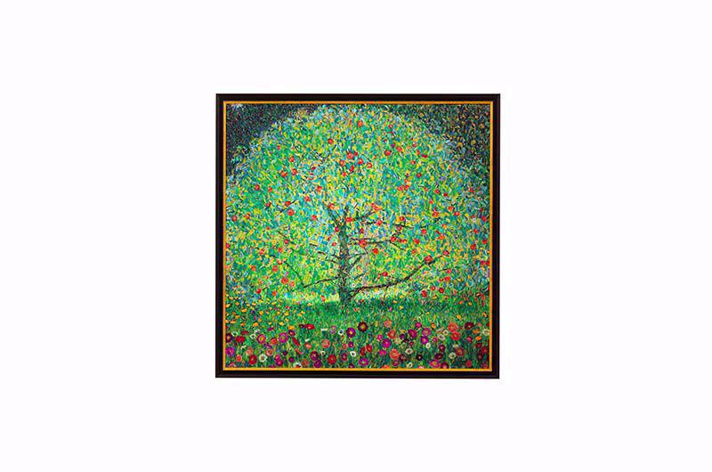Product afbeelding: Gustav Klimt 'Appelboom I'