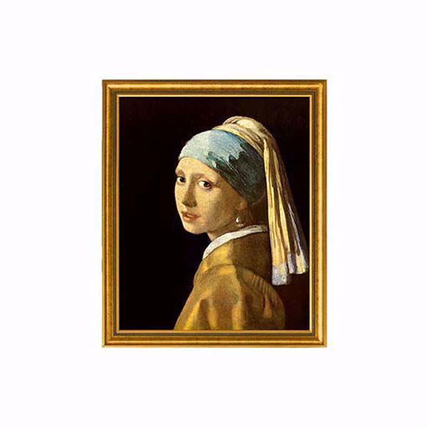 Product afbeelding: Johannes Vermeer Schilderij 'Het meisje met de parel'