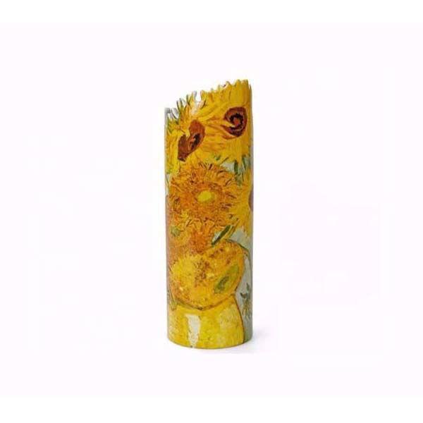 Product afbeelding: Vincent van Gogh Keramieken vaas 'Zonnebloemen'