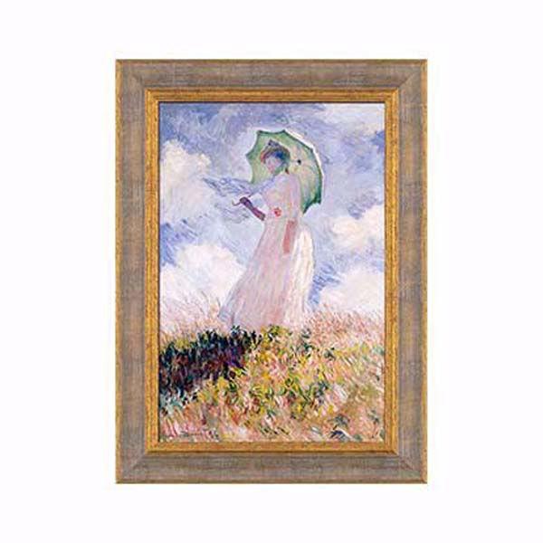 Product afbeelding: Vrouw met parasol