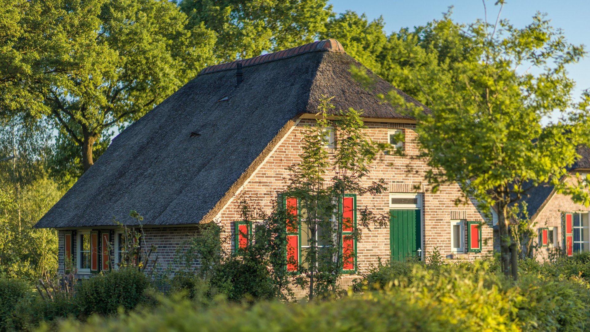 Product afbeelding: Vakantieboerderij in Twente