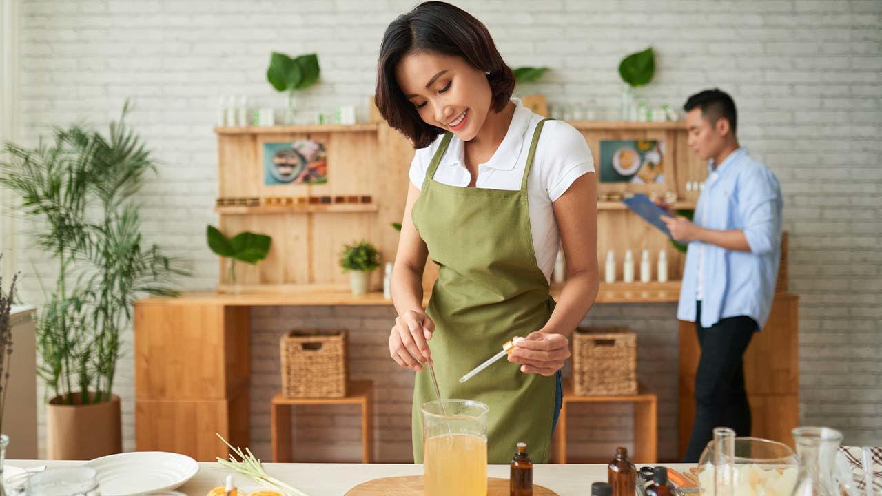 Product afbeelding: Workshop wellnessproducten maken