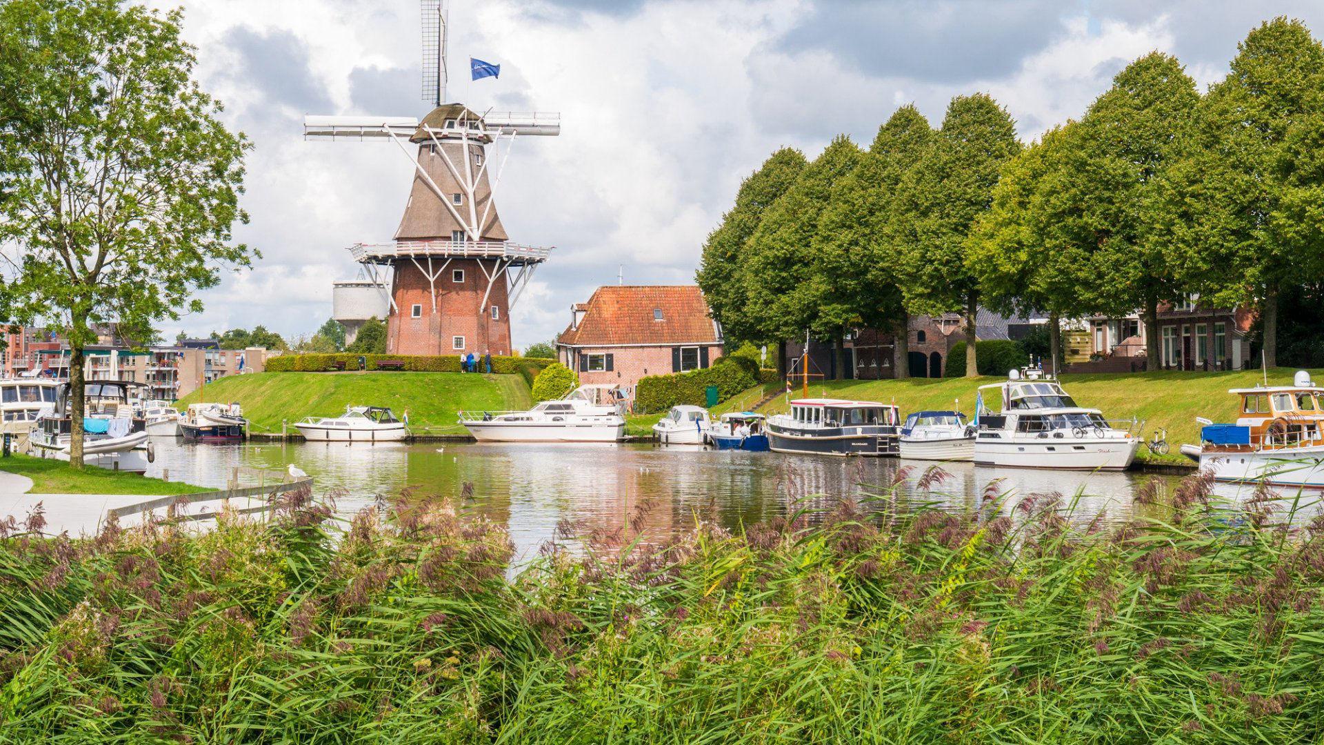 Product afbeelding: Luxe villa in Friesland nabij Dokkum