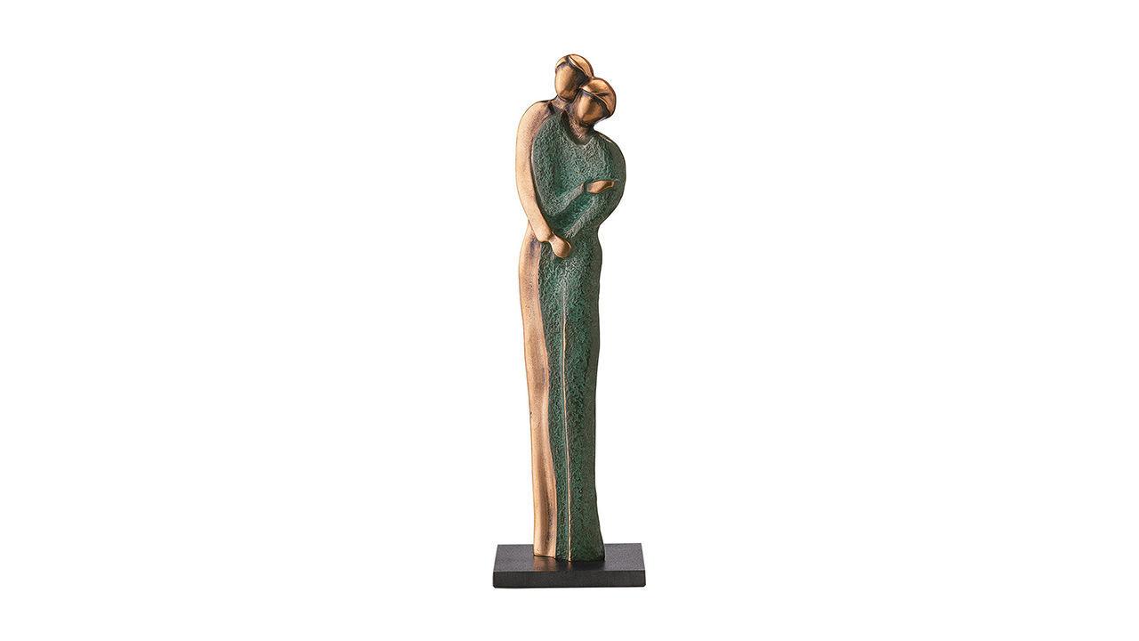 Product afbeelding: Bernardo Esposto Sculptuur 'Samen gelukkig zijn'