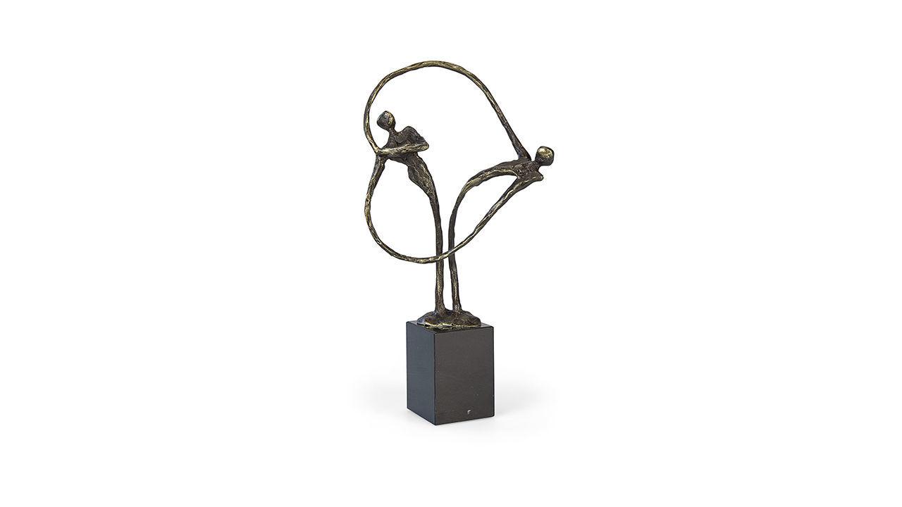 Product afbeelding: Gerard Sculptuur 'Heart to Heart'