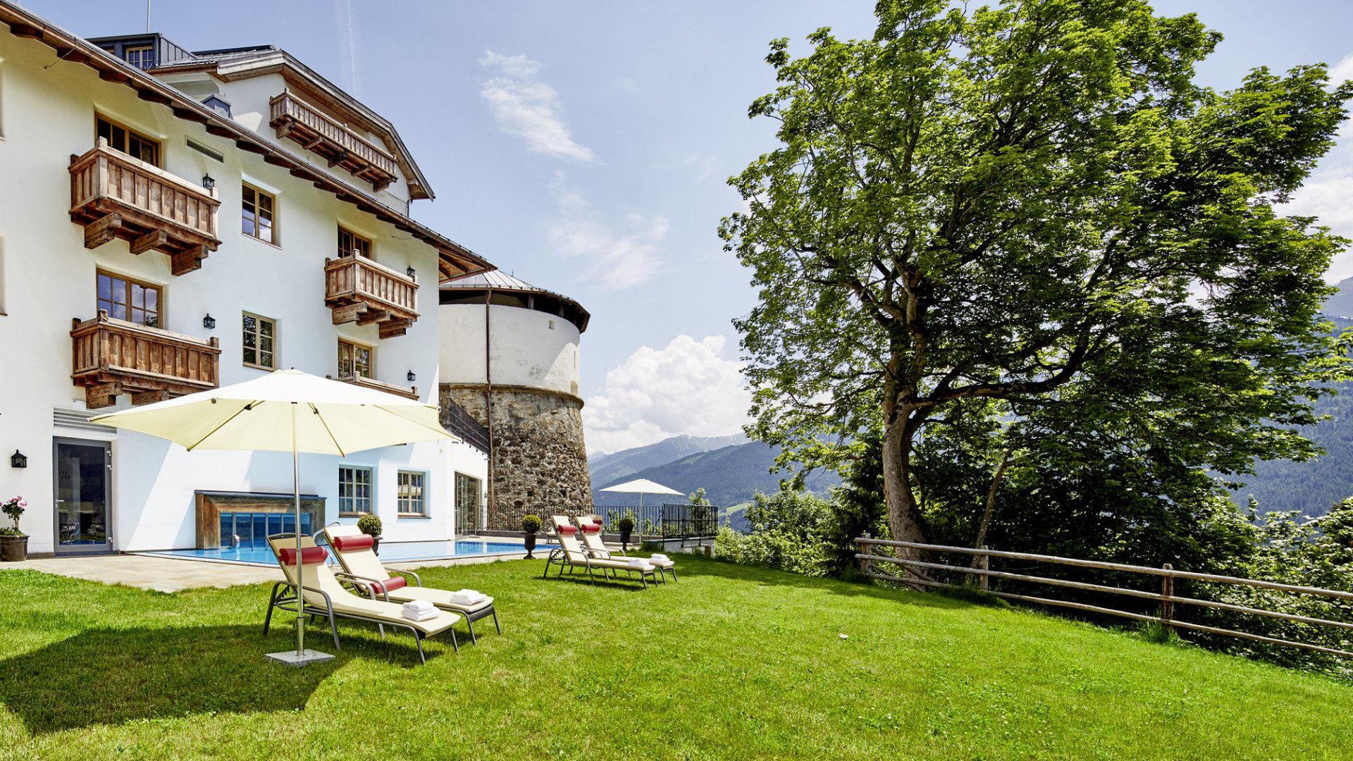 Korting Middeleeuws 4* kasteelhotel Oostenrijk