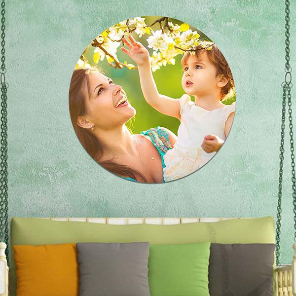 Product afbeelding: Tuinposter cirkel