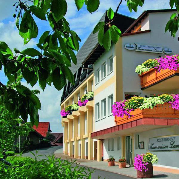 Product afbeelding: 4 dagen in het Duitse Odenwald