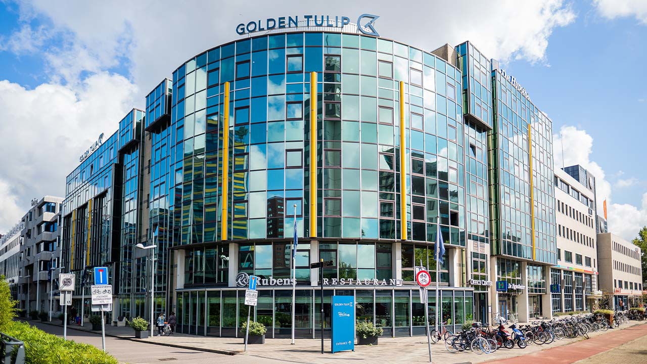 Product afbeelding: Golden Tulip Leiden Centre