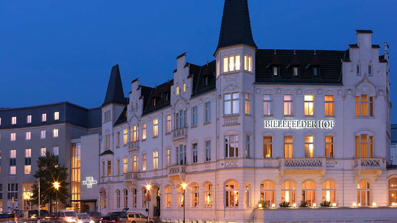 Product afbeelding: Hotel Bielefelder Hof ****
