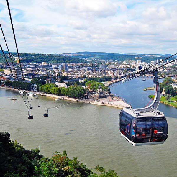 Product afbeelding: 3 dagen Moezel & Rijn in Koblenz