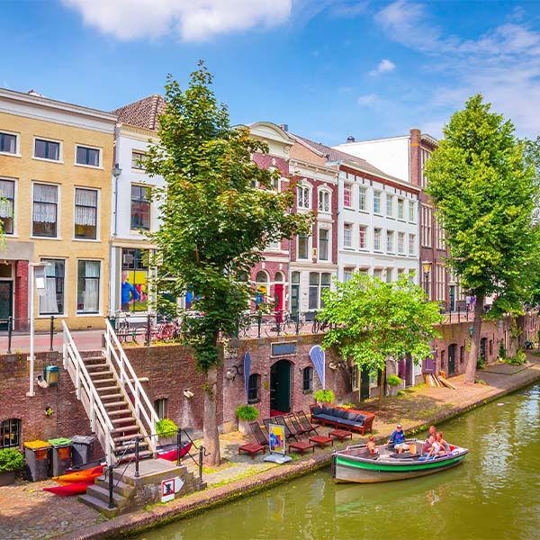 Product afbeelding: 3 dagen genieten in Utrecht