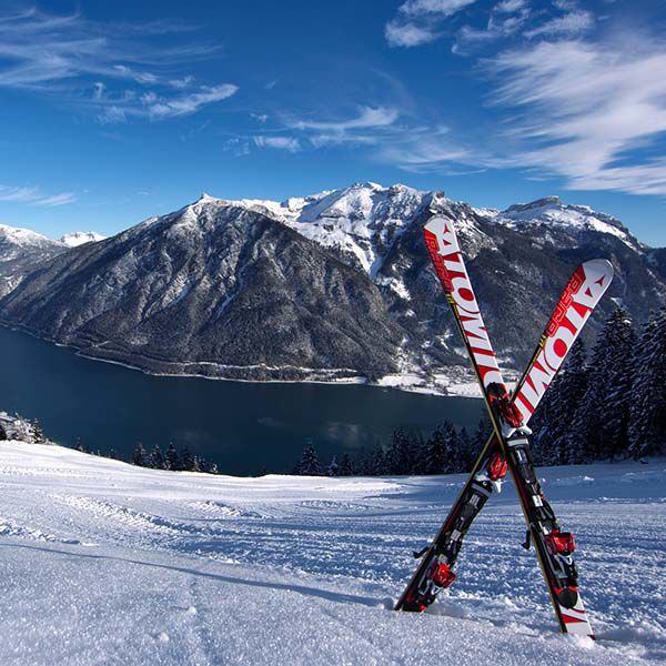 Product afbeelding: 8 dagen wintersport