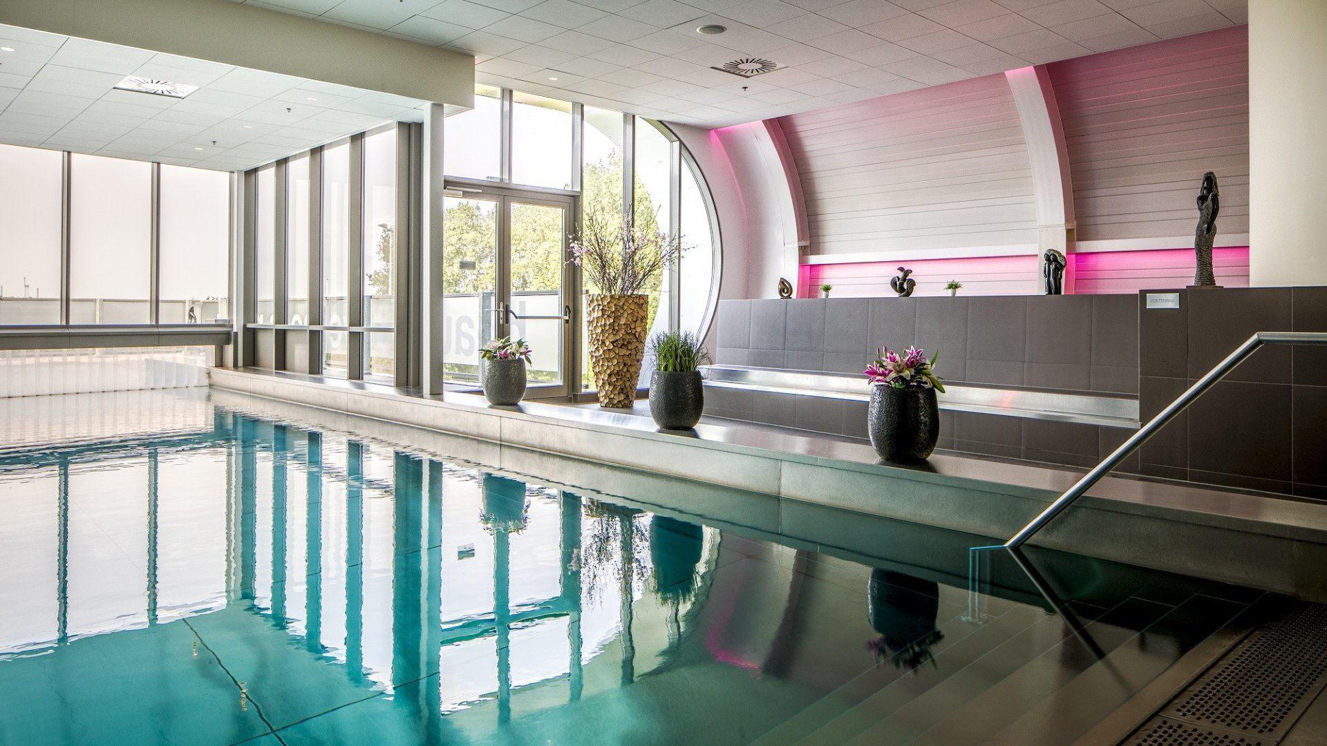 4*-hotel nabij Maastricht incl. entree Wellnessresort Sittard