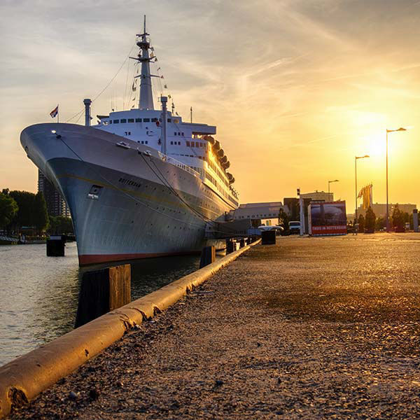 Product afbeelding: ss Rotterdam