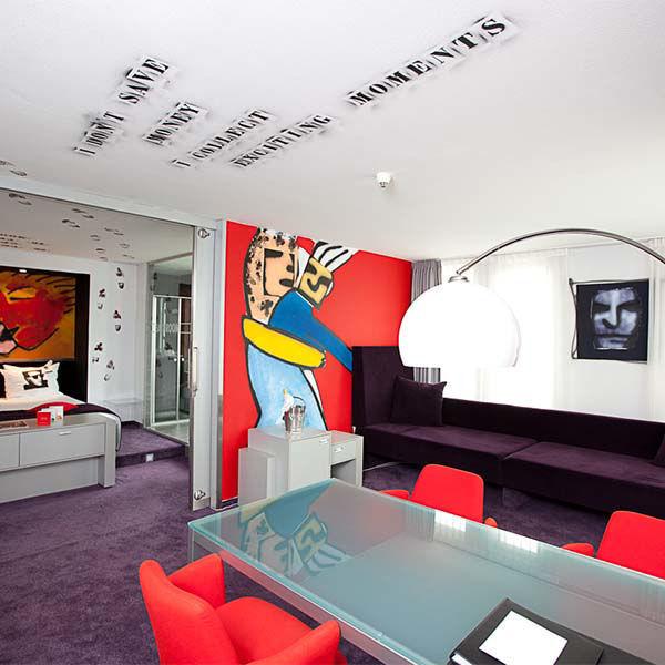 WestCord Art Hotel Amsterdam Rotterdam