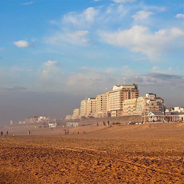 Product afbeelding: Uitwaaien in Noordwijk aan Zee