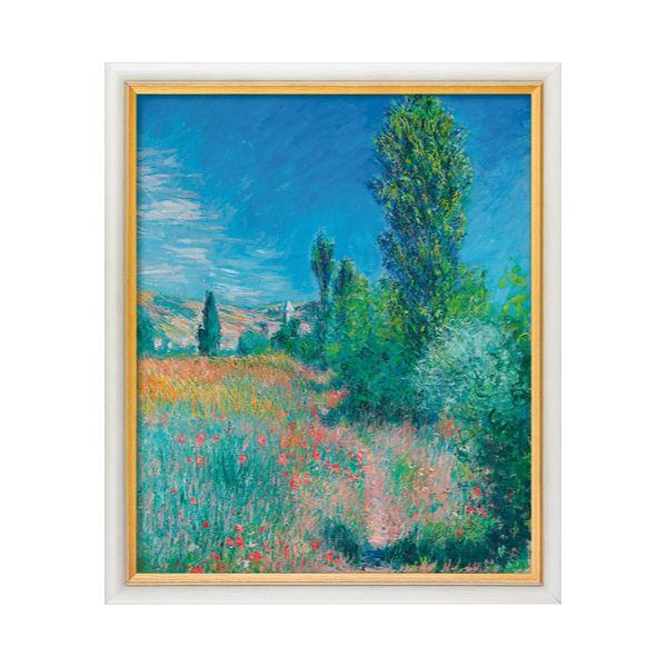 Product afbeelding: Claude Monet schilderij 'Landschap op Saint-Martin'