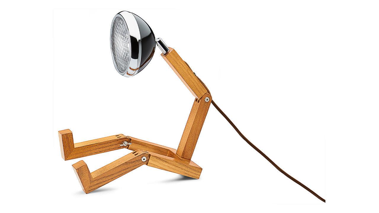 Product afbeelding: Piffany Copenhagen tafellamp 'Mr. Volter'