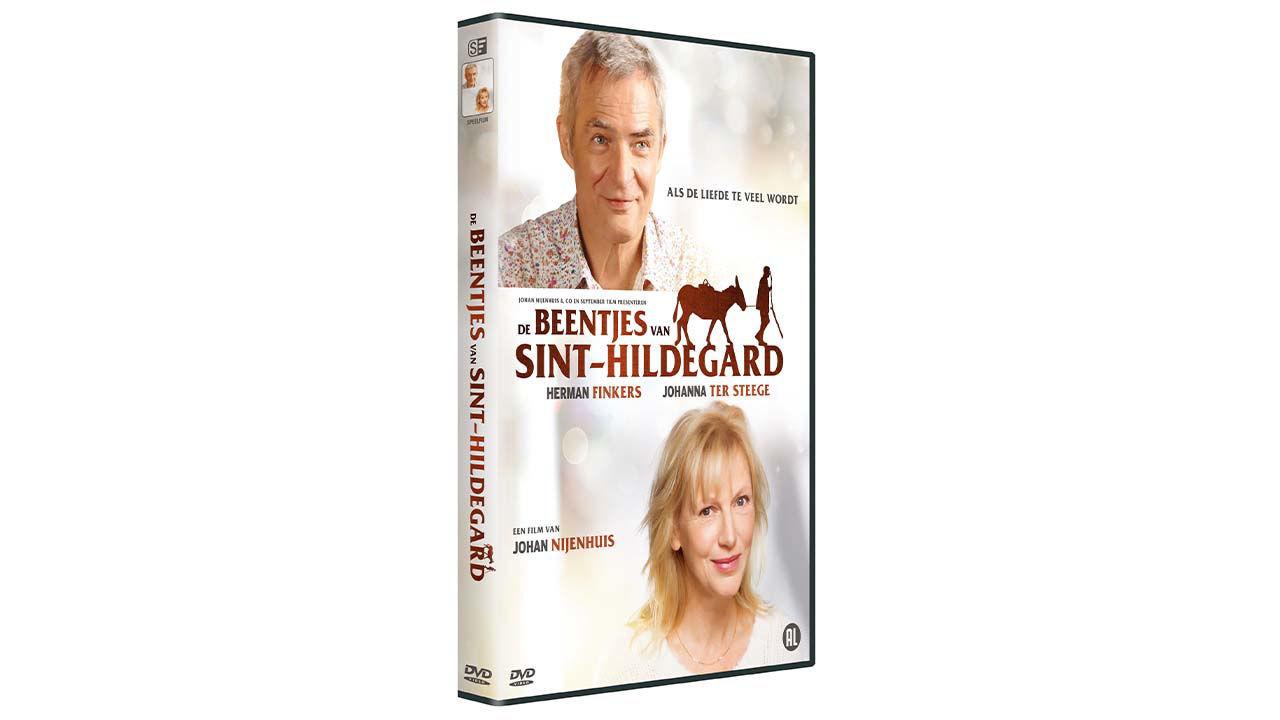 DVD De Beentjes van Sint-Hildegard + Het Verlangen