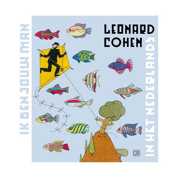 Product afbeelding: Leonard Cohen – LP 'Ik ben jouw man'
