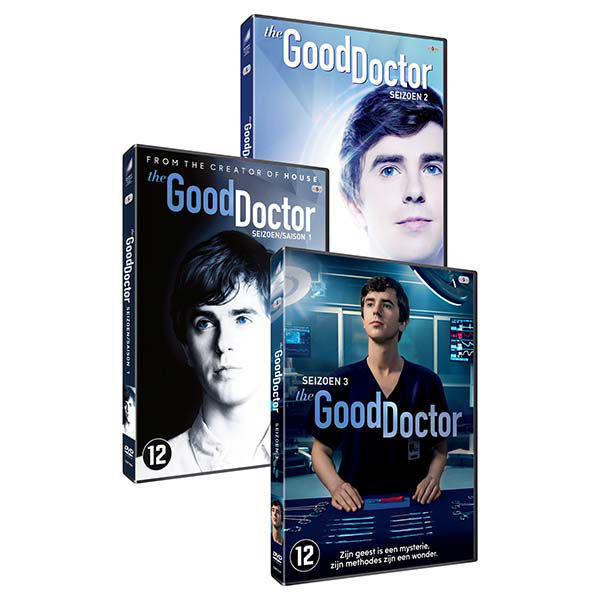 Product afbeelding: The Good Doctor - seizoen 1 t/m 3