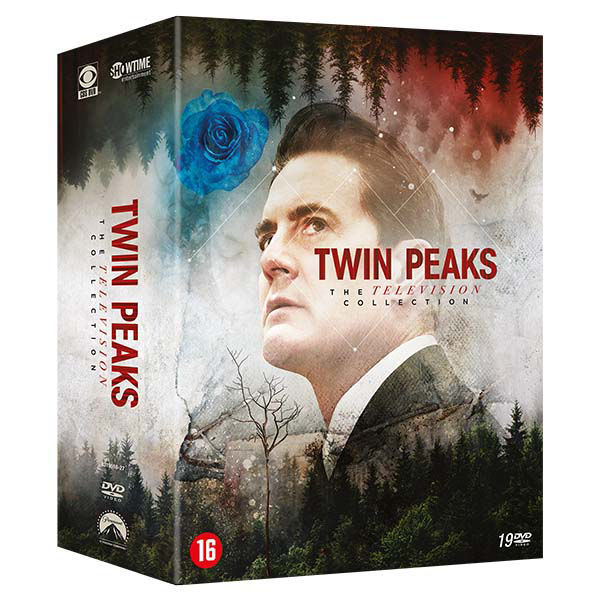 Product afbeelding: Twin Peaks - The Television Collection
