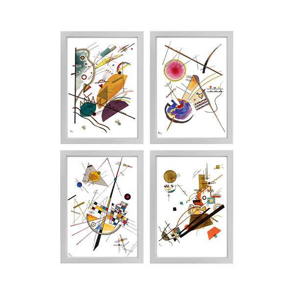 Product afbeelding: Schilderijen set