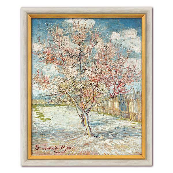 Product afbeelding: Vincent van Gogh Schilderij 'Roze perzikbomen'