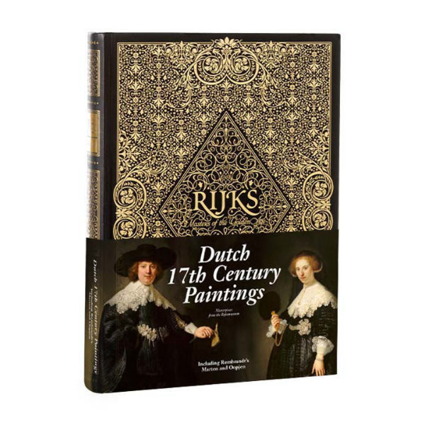 Product afbeelding: Rijks, Masters of the Golden Age