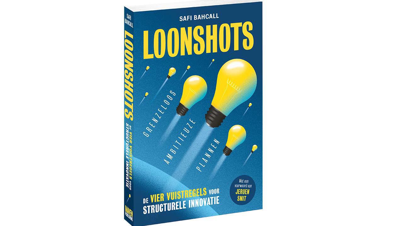 Product afbeelding: Loonshots
