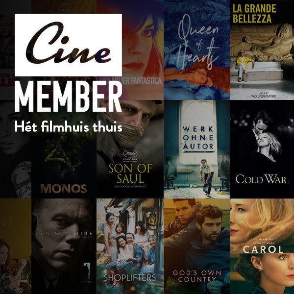 Product afbeelding: Twee maanden CineMember